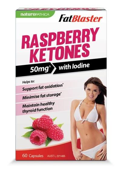 Fatblaster Raspberry Ketones 60s