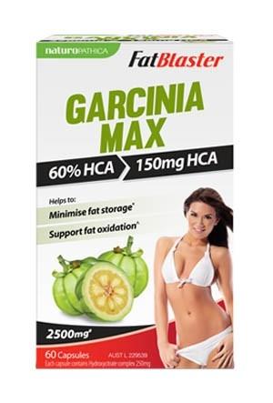 Fatblaster Garcinia Max 60s