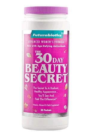 30 Day Beauty Secret
