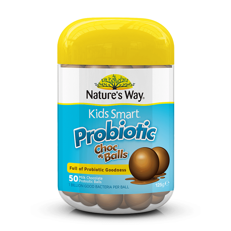 KIDS SMART PROBIOTIC CHOCOLATE BALLS