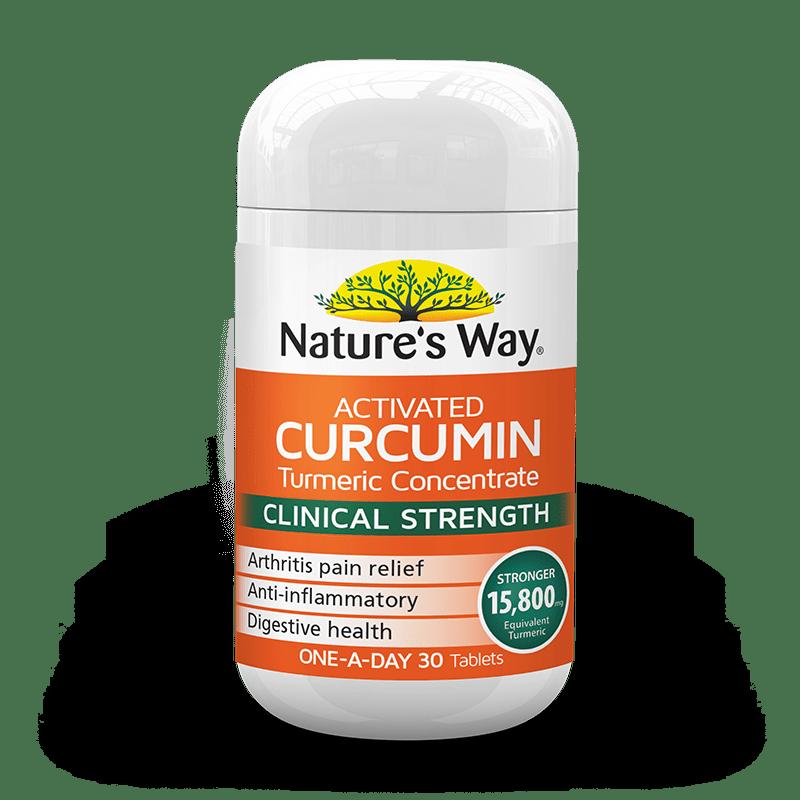 Nature's Way Activated Curcumin