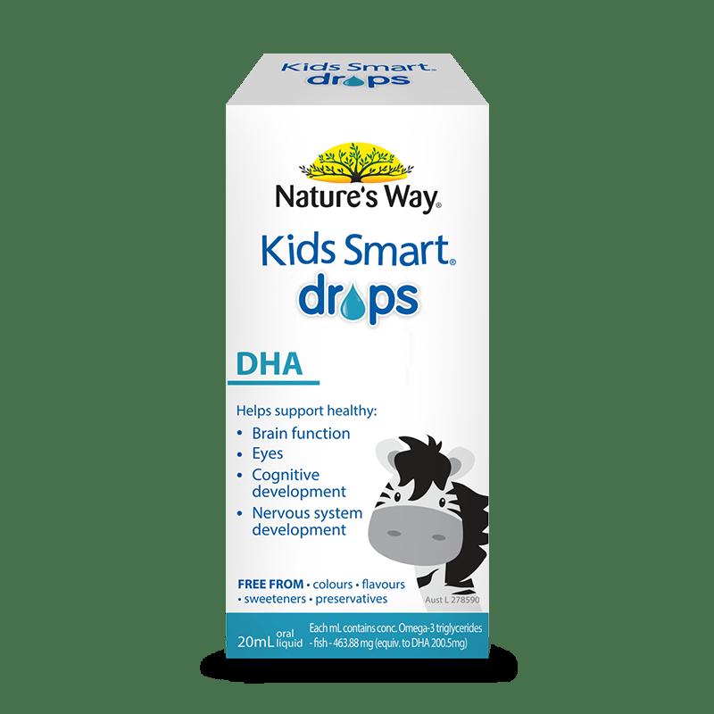 KIDS SMART DROPS DHA