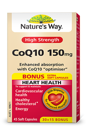 High Strength COQ 10