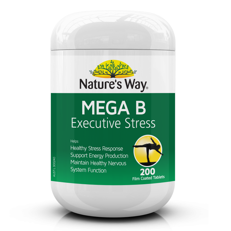 NATURE'S WAY MEGA B