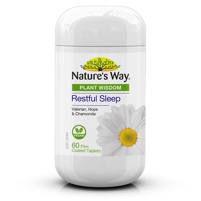 NATURE'S WAY PLANT WISDOM RESTFUL SLEEP