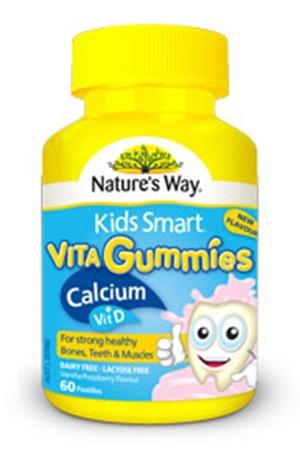 Kids Smart Vita Gummies Calcium