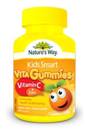 Kids Smart Vita Gummies Vitamin C + Zinc