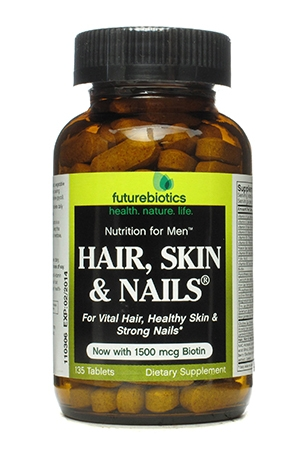Hair, Skin & Nails® for Men