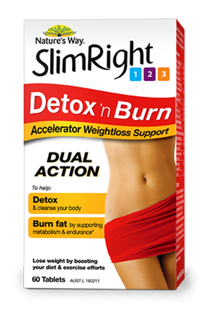 SlimRight Detox'n'Burn