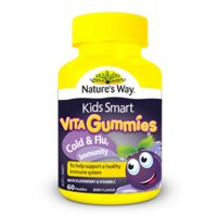 Kids Smart Vita Gummies Cold & Flu, Immunity