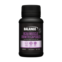 Balance BCAA Muscle Growth Capsules