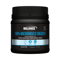 Balance 100% Micronised Creatine 250g