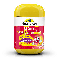 Kids Smart Vita Gummies Multivitamin for Fusssy Eaters