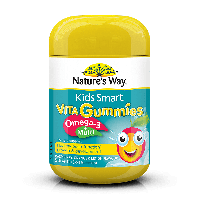 Kids Smart Vita Gummies Omega 3 + Multi