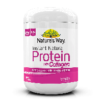 NATURE'S WAY INSTANT NATURAL PROTEIN + COLLAGEN