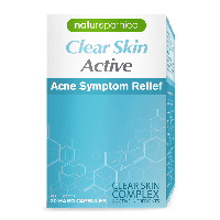 CLEAR SKIN ACTIVE ACNE SYMPTOM RELIEF