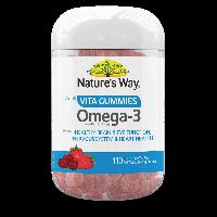 Nature's Way Adult Vita Gummies Omega – 3