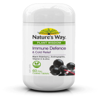 NATURE'S WAY PLANT WISDOM IMMUNE DEFENCE
