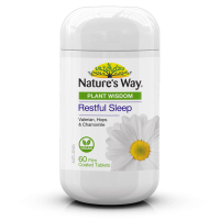 NATURE'S WAY PLANT WISDOM RESTFUL SLEEP