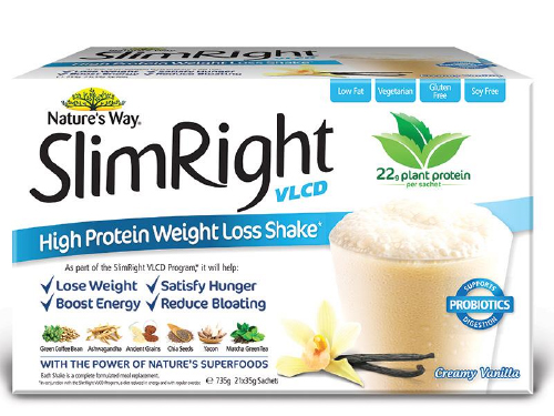 Slim Right Meal Replacement Vitawell Lk