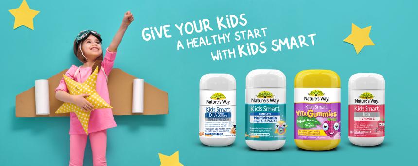 Kids Smart Vita Gummies | Vitawell