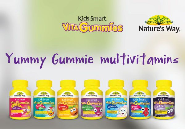 Kids Smart Vita Gummies | Vitawell